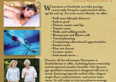 WatermereLifestyle_Ad